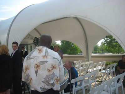Wedding Receptionslouis on St Louis  St Louis Steel Drum  Steel Drums St Louis   Steel Drummer St